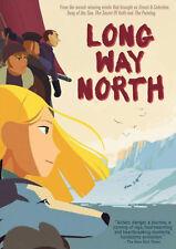 LONG WAY NORTH - DVD - Region 1 - Sealed