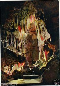 06-cpsm-Les-grottes-de-Saint-Cezaire-L-039-alcove-des-fees-i-5328