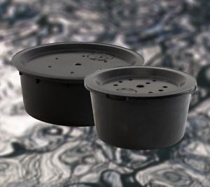 Depósito de función de agua PE Resistente C W Tapa - 90 o 150 litros-Libre P&P