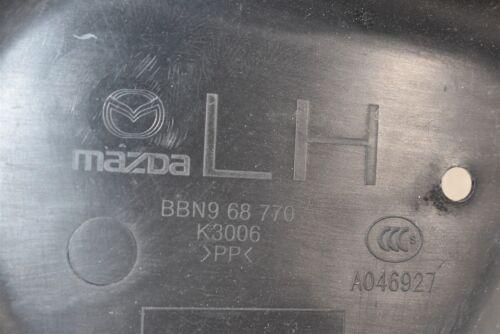 2010-2013 Mazdaspeed3 Hatch Trim Cover Rear Left Driver LH Speed 3 MS3 10-13