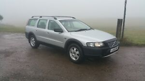 2002 volvo v70 xc cross country awd estate spares or repairs
