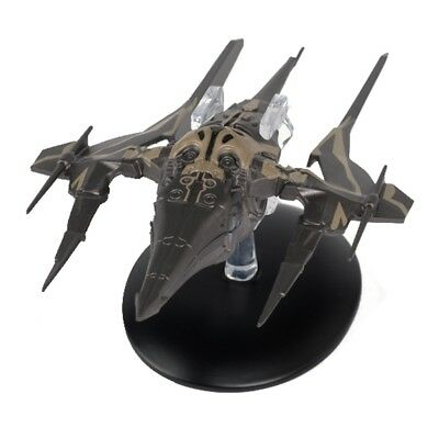Star Trek Altamid Swarm Ship Model with Magazine - Special #9 by Eaglemoss