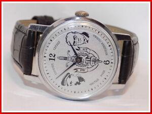 Rare-montre-ancienne-mecanique-homme-ZIM-KGB-bracelet-neuf-31120