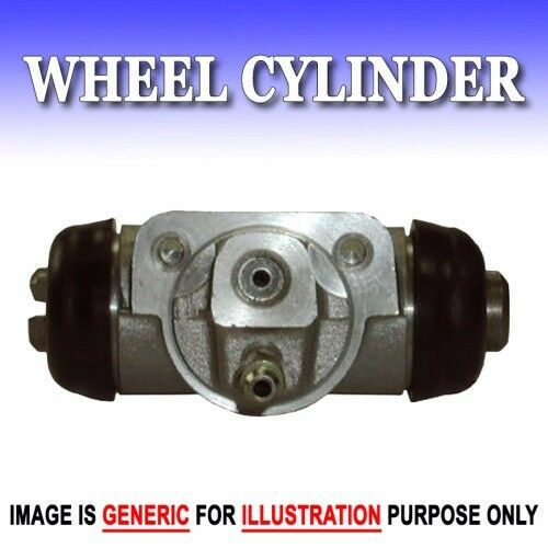 WC Fit Drum Brake Wheel Cylinder Rear W37684 WC37684 Nissan