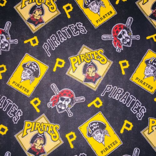 Pittsburgh Pirates Baseball Marte Over Collar Slide On Dog Cat Bandana Scarf