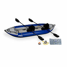 Sea Eagle 380x Explorer Inflatable Kayak With Pro Accessory Package New