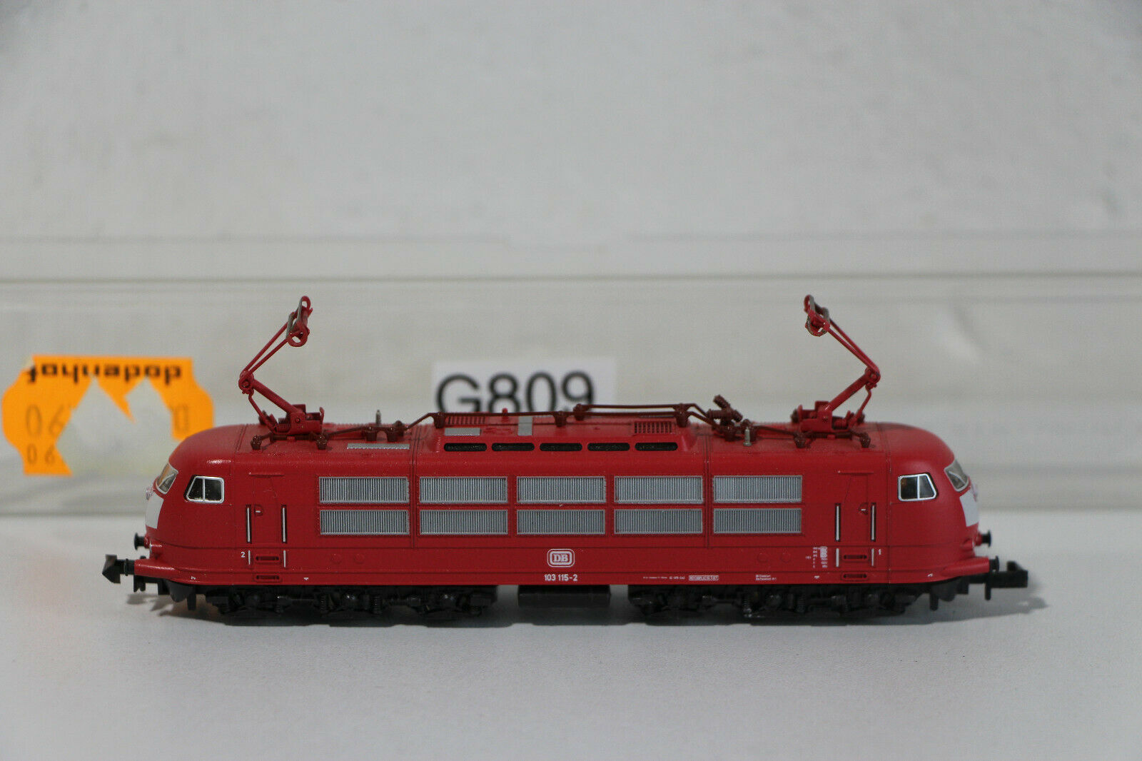 el estilo clásico Mini-Trix Mini-Trix Mini-Trix 103 115-2 N-pista (g809-r59)  compras en linea
