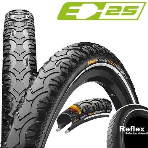 Continental contactplus Travel Reflex SafetyPlus Breaker e-50 fil pneus 50-559