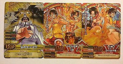 Costruttivo One Piece Onepy Berry Match W Part08 Gr Set 3/3