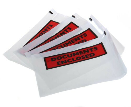 DOCUMENT ENCLOSED Enclosure A7 A6 A5 Size PRINTED WALLET ENVELOPE FAST DESPATCH