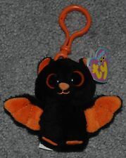 Ty Beanie Boos Clips Collection Midnight The Bat 36514