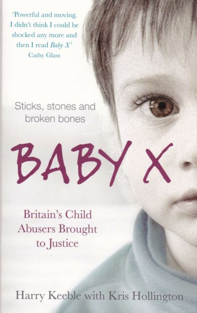Baby X by Harry Keeble with Kris Hollington, Book,  New Paperback