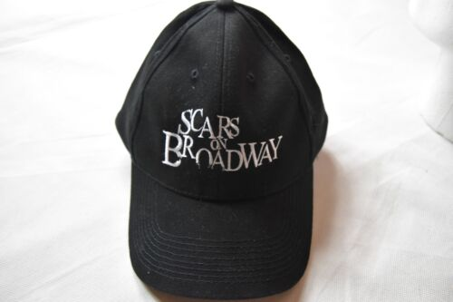 SCARS ON BROADWAY EMBROIDERED  LOGO BASEBALL CAP NEW OFFICIAL SYSTEM OF A DOWN