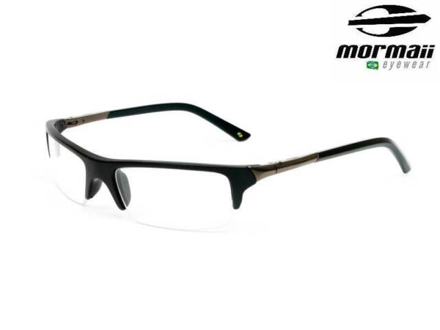 4fc32bdacea71 New In Box Mormaii Atalaia Wind Mens Optical Eyeglass Black matt Frame  Eyewear