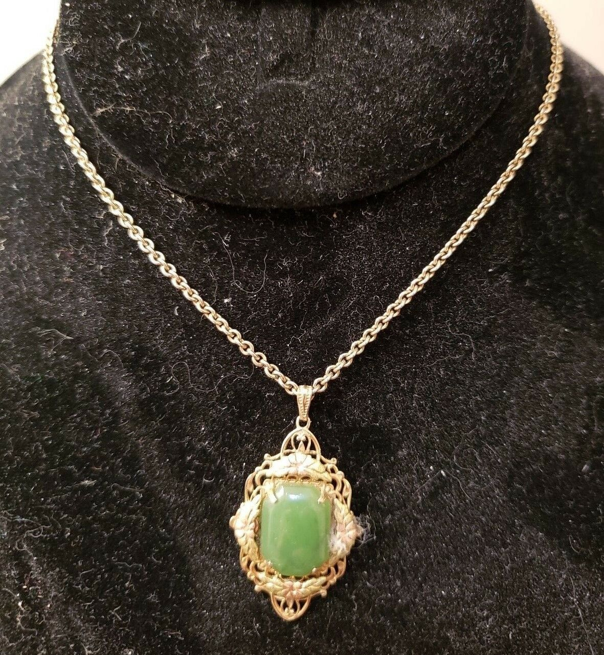 OWL sterling silver with bronze handmade Turkish natural SAPPHIRE LAPIS agate jade gem stone pendant Tribal antique unique fine necklace