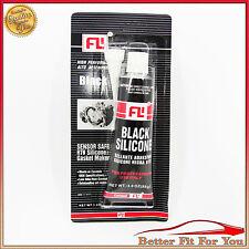 1 x Dichtmasse Ölwanne Hochtemperatur schwarz Ölwannendichtung Silikondichtung