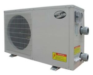 New Swimming Pool Air Source Heat Pump Heater 8kw Rrp 1399 Ebay