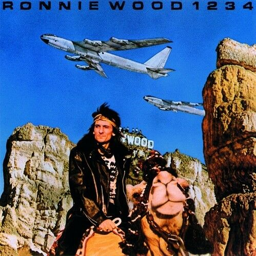 Ronnie Wood - 1234 [New CD] Holland - Import