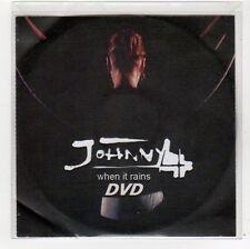 (FC641) Johnny 4, When It Rains - DJ DVD