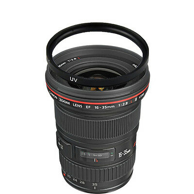 Canon EF 16-35mm f/2.8L II USM Autofocus Lens w/82mm UV Filter