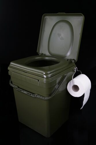 Ridgemonkey-CoZee-Toilet-Seat-Full-Kit-Fishing-Toilet-Seat-NEW-RM302