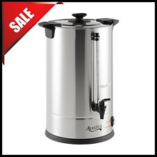 Avantco 110 Cup Electric Commercial Coffee Machine Urn Brewer Warmer Cool Touch