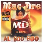 Al Boo Boo [Bonus DVD] [PA] by Mac Dre (CD, Oct-2003, Sumo Records)