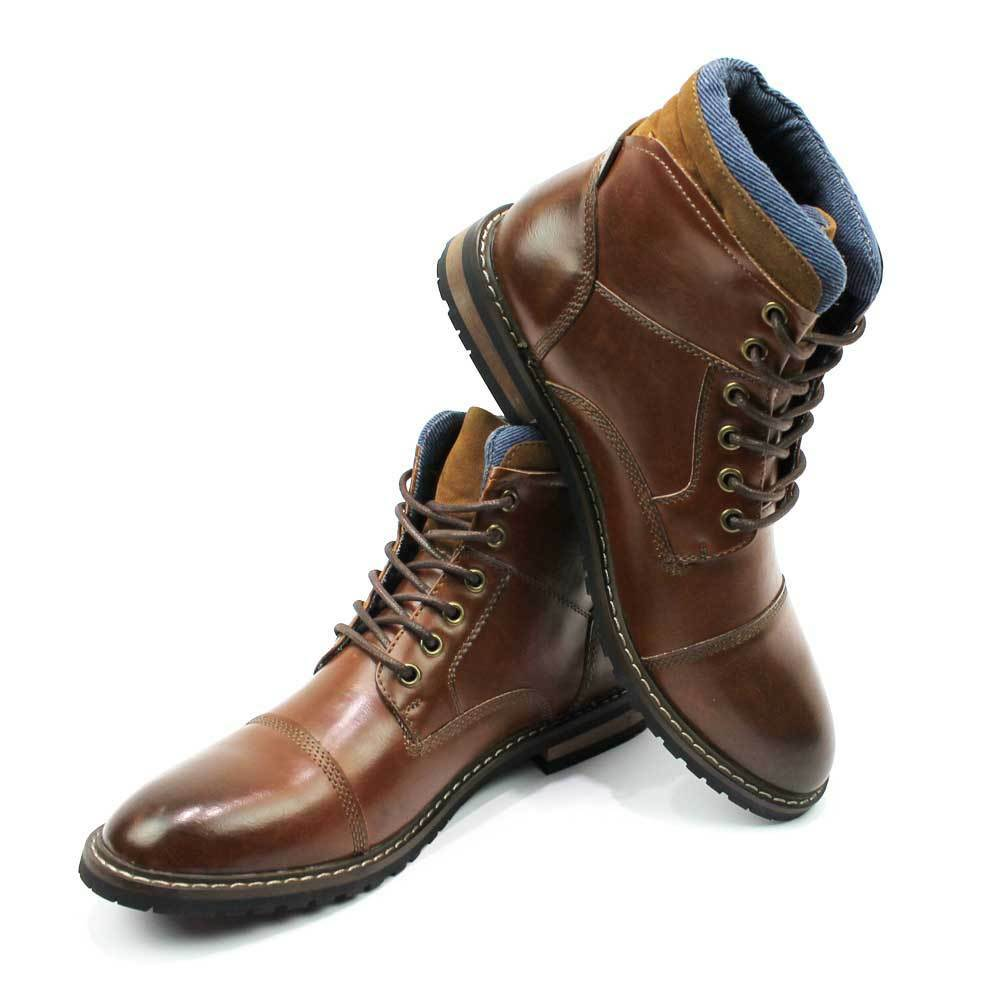 Bullboxer Adyn Cap Toe Boot 13 for sale