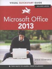 Microsoft Office 2013: Visual QuickStart Guide-ExLibrary