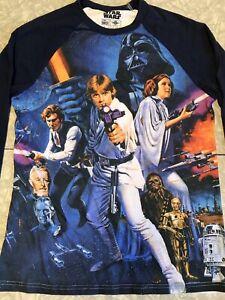 Star Wars Shirt (M) Vintage Style | eBay