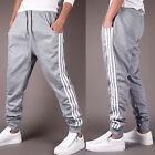 Cool Mens Casual Sports Skinny Harem Taper Sweat Pants Jogging Trousers Slacks