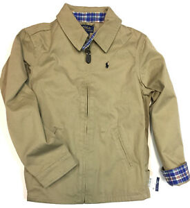 cbbf9b220ee94 Image is loading POLO-RALPH-LAUREN-Boys-Size-2T-3T-Jacket-