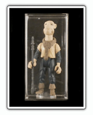 4 x Premium Acrylic Display Cases - LOOSE STAR WARS Figures - GW Acrylic AFC-21