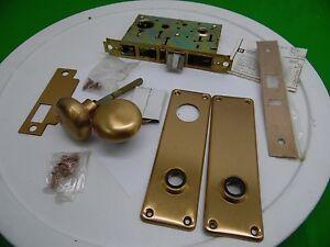 Front Door Knob Lock