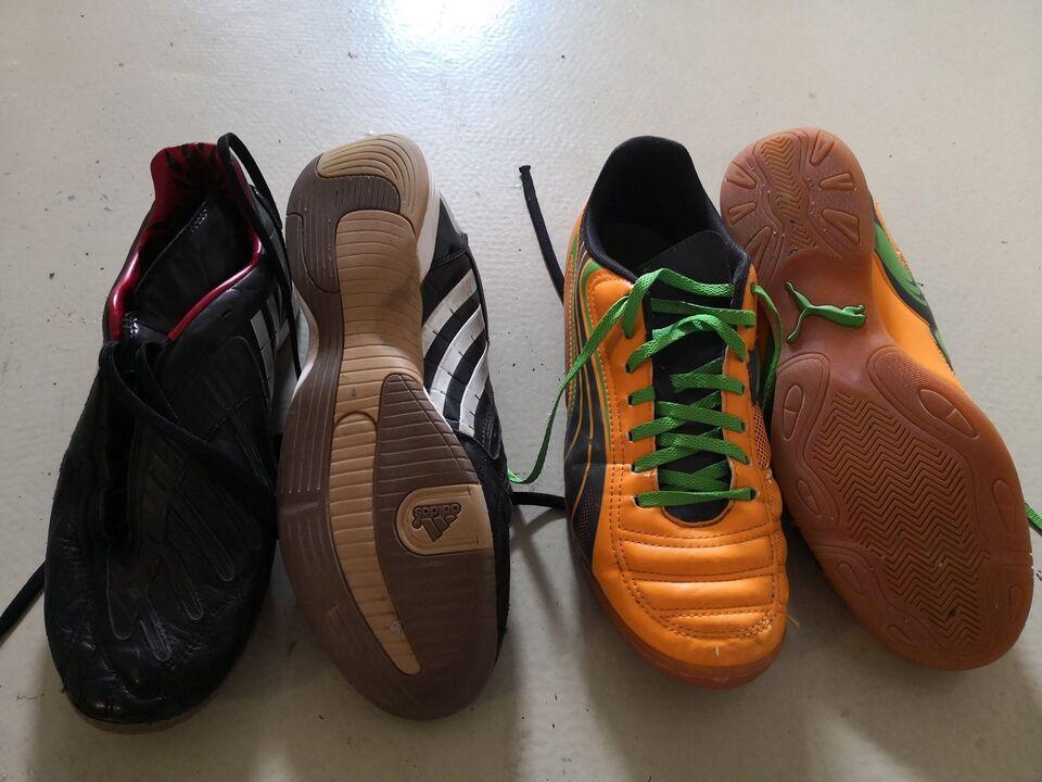 Indendørs sko