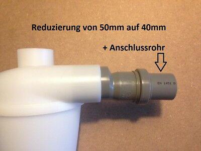 Anschluss Adapter Für Zyklon Zyklonabscheider Schlauch Schlauchadapter Abzweige