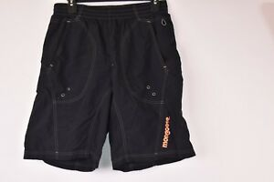 Mongoose-Men-039-s-S-P-Padded-Baggy-Biking-Cycling-Shorts