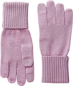 Coach-173794-Womens-Knit-Tech-Winter-Gloves-Marshmallow-Size-X-Small-Small