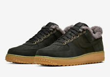 Nike Air Force 1 07 Prm Suede 2015 Midnight Navy sz 12 818595 400