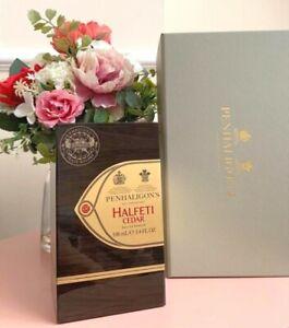 Penhaligon-039-s-HALFETI-Cedar-Eau-de-Parfum-Caja-vacia-solo-Con-Caja-Nuevo