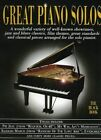 Great Piano Solos: The Black Book by Music Sales Ltd (Paperback, 2002)