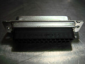 AMP-25-Pin-Female-P-N-0509-207463-1-New-Connector