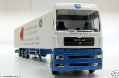 AWM on camion GE tip Caravane services h0 1 87 produit Neuf OVP