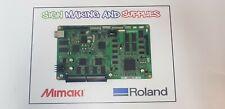 Genuine Roland Soljet Pro Iii Xc 540 Printer Assy Main Board 6702029000