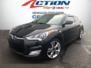 2015 Hyundai Veloster COUPE TECK PACK, TOIT PANO NAVI