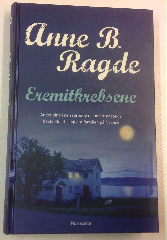 3 titler i triologien, Anne B. Ragde, genre: roman