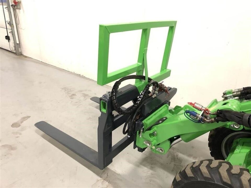 Avant Pallegafler m. hydraulisk rotor