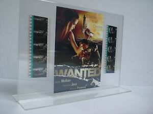WANTED-Angelina-Jolie-Morgan-Freeman-James-McAvoy-Film-Cell-Collage