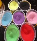 SALE $1 per 100grams coloured sand for wedding ceremony or table decoration