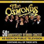 Live in Las Vegas 50th Anniversary Re 0795041767820 CD
